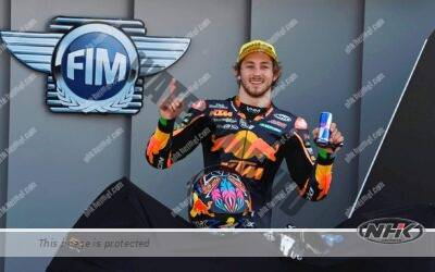 Remy Gardner claims victory at Italian GP 2021
